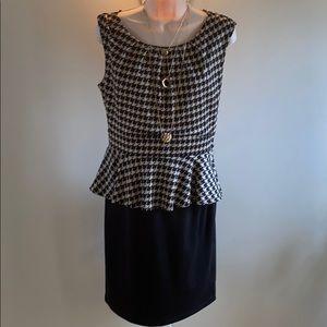 Sleeveless business dress size 10